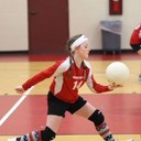 Volleyball... Girls photo album thumbnail 8