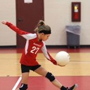 Volleyball... Girls photo album thumbnail 9